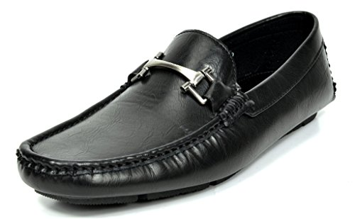 MARC OAKLAND Classic Driving Moccasins