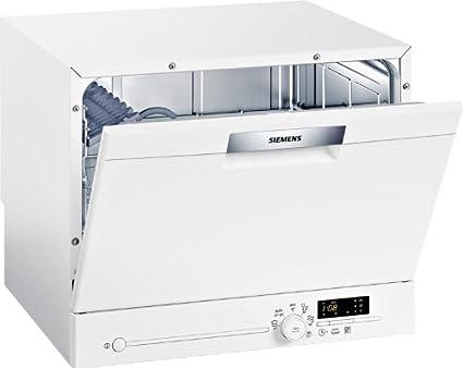 Siemens SK25E200EU Tischgeschirrspüler / A+ AB / 6 L / 0.62 kWh ... | {Tischgeschirrspüler 91}