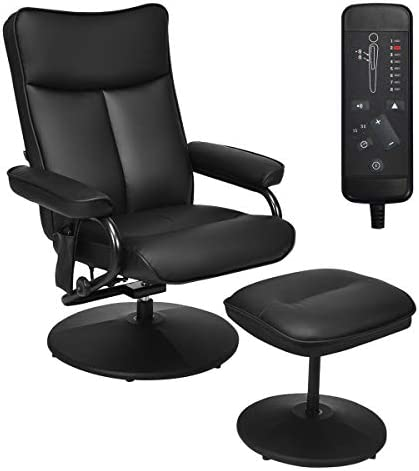 Giantex Electric Massage Recliner Chair