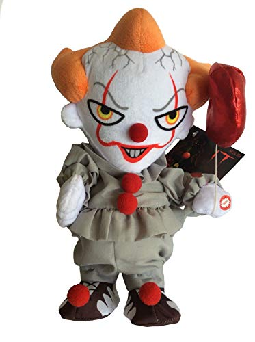Magic Power Company Animated Plush Halloween Toy (Pennywise-It)