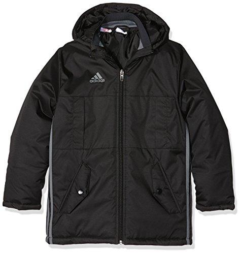 adidas Jungen Jacke Condivo 16 Stadion, Black/Vista Grey S15, 152, AN9871