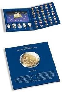Leuchtturm 326564 Álbum para Monedas PRESSO, Euro-Collection para Monedas de 2 Euros E.M.U.: Amazon.es: Juguetes y juegos