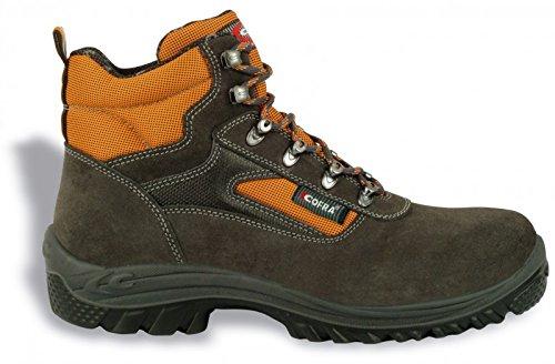 Cofra 63691–000.w47Lubeck S1P–Zapatos de seguridad SRC talla 47