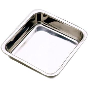 Amazon Com Norpro 9 Inch Stainless Steel Cake Pan Round