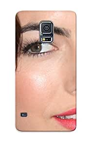 Special Illumineizl Skin Case Cover For Galaxy S5, Popular Camilla Belle Phone Case For New Year's Day's Gift
