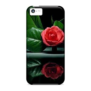 New Rose Tpu Case Cover, Anti-scratch CecilRayThomas Phone Case For Iphone 5c