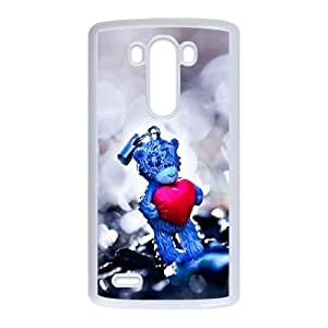 LG G3 Cell Phone Case White Love Struck 1 BNY_6727603