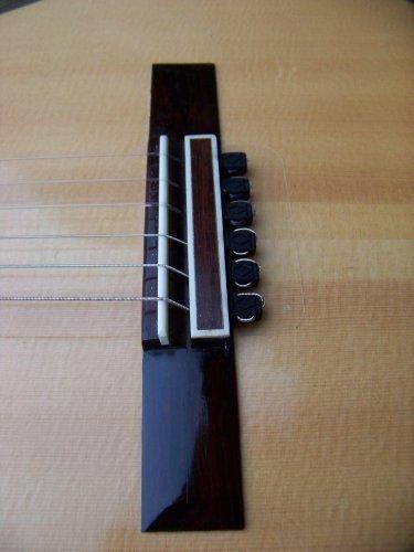 Diamond Bridge Beads for Classical Guitar & Nylon String Guitar -Guitar String (Diamond Bridge)