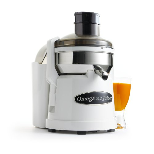 Omega O2110  1/3-Horsepower Continuous Pulp-Ejection Juicer