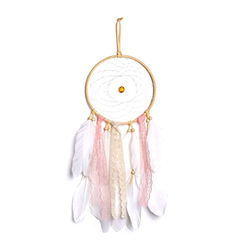 Very Pretty Pink Dream Catcher