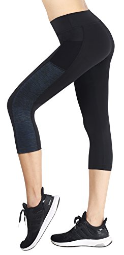 Neonysweets Workout Running Leggings Pockets