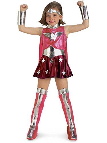 DC Comics Wonder Woman Child's Costume - Small -