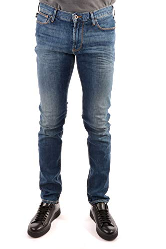 Jeans Primavera Emporio 8n1j06 estate 1v0mz hombre Armani Uw151qp