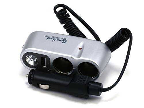 Monoprice Charger Multi Socket Light Port product image