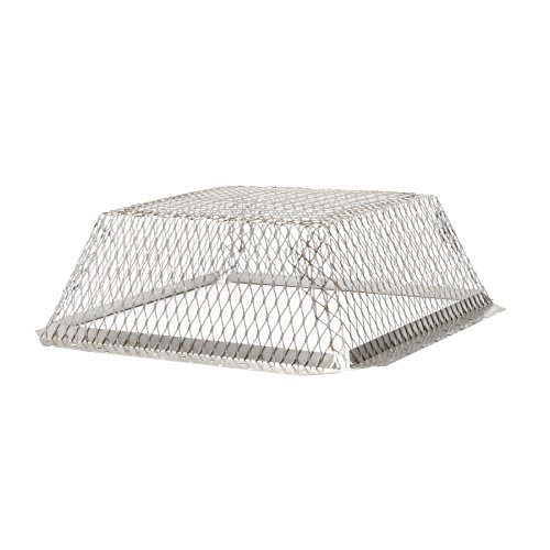 Roof Vent Guard, Stainless Steel - Single Pack, 25