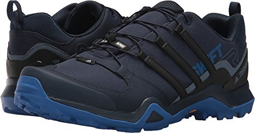 7753b380d05 Adidas Terrex Swift R2 GTX Shoe Men s Hiking 8.5 Collegiate Navy-Black-Blue  Beauty