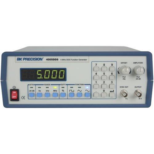 BK Precision 4005DDS 5 MHz 4 Digit Display DDS Function Gene