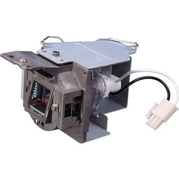 HFY marbull 5J.J5205.001 L¨¢mpara de Repuesto con Carcasa para proyector BENQ MS500 / MS500+ / MS500P / MS500-V / MX501 / MX501V / MX501-V / TX501