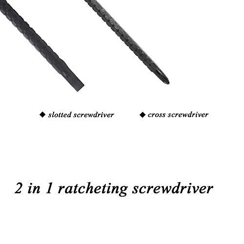 Elora 636001501000 1.2x8mm//6 Screwdriver for plain slotted Screws