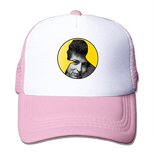 [ACMIRAN Bob Dylan Funny Cap One Size Pink] (Male Tomb Raider Costume)