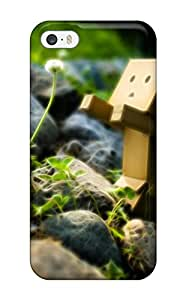 Durable Case For The Iphone 5/5s- Eco-friendly Retail Packaging(abstract Fractalius)