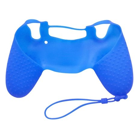 Silicone Rubber Skin Controller for PS4 PlayStation 4 Soft Protective