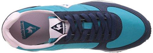 Le Coq Sportif Bolivar W, Chaussons Sneaker Femme Blau (Tile Blue)