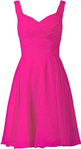 hot pink dress shorts - 9