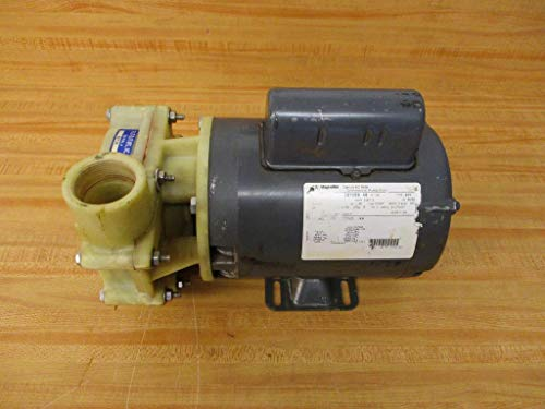 (Magnetek 187080-40 Pump Motor 8-187080-40)