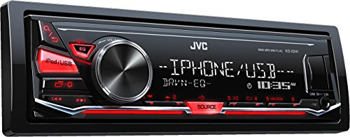 jvc kd x241 digital media receiver mit front usb aux. Black Bedroom Furniture Sets. Home Design Ideas