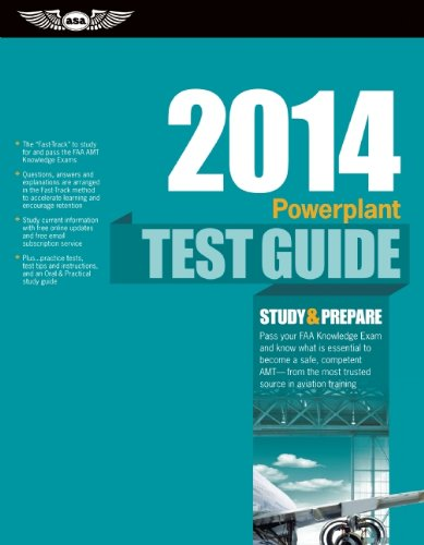 Powerplant Test Guide 2014: Study & Prepare The
