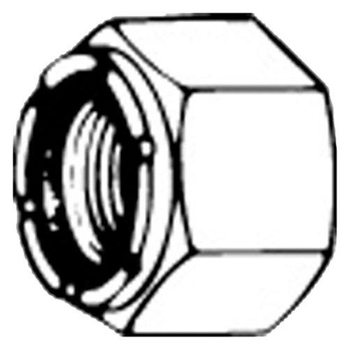 Handi Man Locknut (HANDI MAN MARINE CO 3/8-16 Locknut (100))