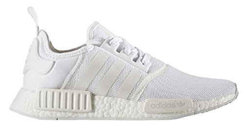 Adidas Originals NMD R1 All White - BA7245 (12.5)