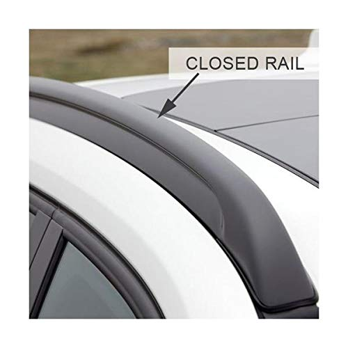 Steel Roof Bars For Mini Countryman 2010-2016 with Solid Roof Rails