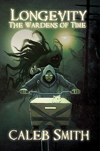 Longevity: The Wardens Of Time by Caleb Smith ebook deal