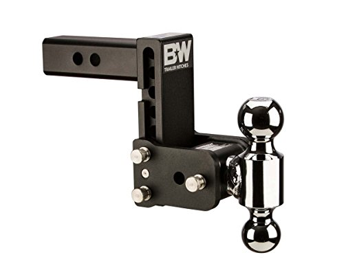 ow Stow Dual-Ball Hitch 2.5