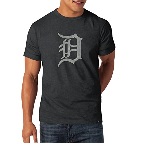 47 MLB Detroit Tigers Scrum Basic T-Shirt Small