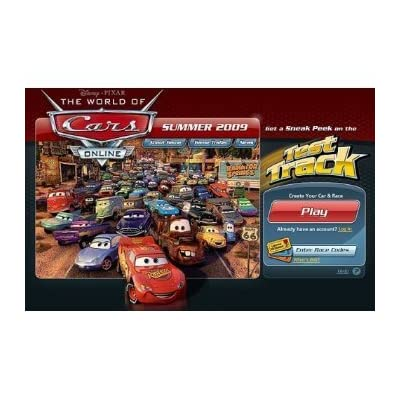 Disney Cars Mega Size Mack Semi #3 Race-O-Rama Packaging: Toys & Games