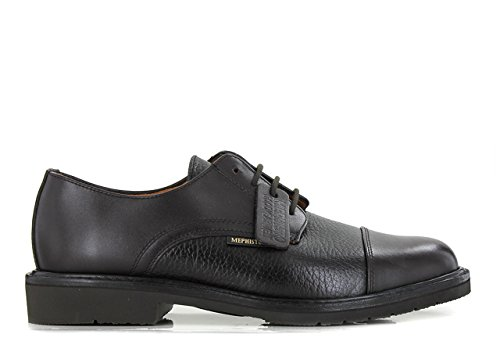 Mephisto, Mannen Lace Up Brogues Donkerbruin