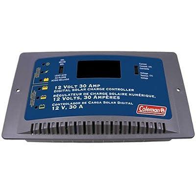 Sunforce (68032) 30 Amp Coleman Digital Solar Charge Controller