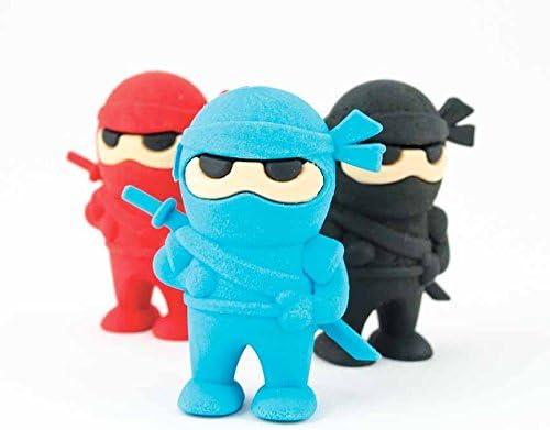 Ninja Puzzle Lot de 3