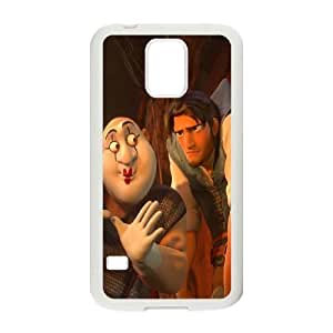 samsung_galaxy_s5 phone case White Tangled ZLA4598077
