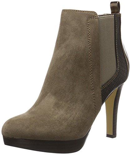 Chelsea 2216 Femme 909536 Boots La Micro Strada Beige Taupe vq4wqE7
