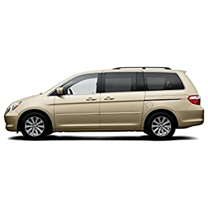 Amazoncom 2006 Honda Odyssey Reviews Images And Specs Vehicles