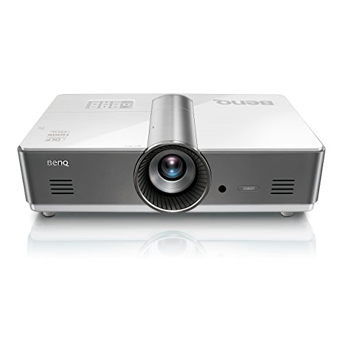 BenQ MH760 1080P Business Projector | 5000 Lumens for Lights on Presentations | LAN Control for Network Infrastructure | Keystone for Flexible Setup