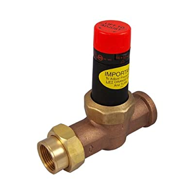 Cash Acme 22887-0030 F-30 Asme 3/4-Inch Fip By Fip Pressure Relief Valve Set At 30 Psi from Cash Acme