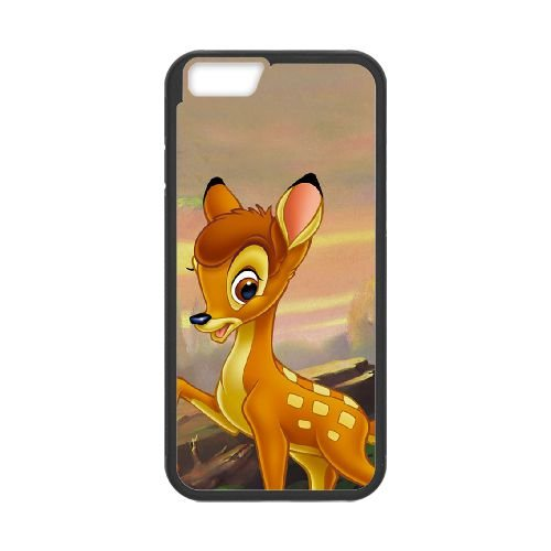 Bambi 014 coque iPhone 6 4.7 Inch cellulaire cas coque de téléphone cas téléphone cellulaire noir couvercle EOKXLLNCD26111