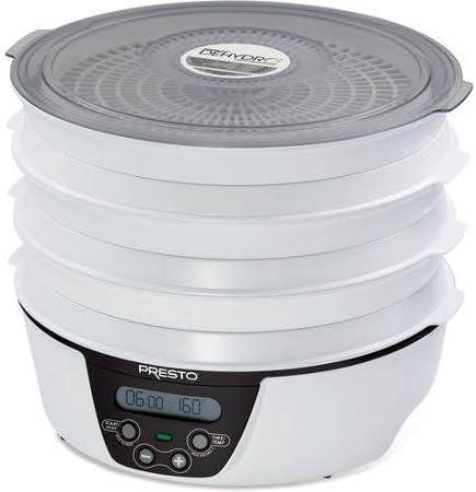 Presto 6303 Dehydro Digital Electric Food Dehydrator