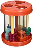 Battat Shape and Sounds Sorter Toddler Activity Toy
