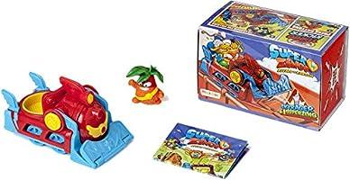 SuperZings Serie 5 - Pack Sorpresa con 15 Pcs De Juguetes y Regalos para Niños y Niñas - Contiene 10 Sobres One Pack, 4 Skyracers (Kazoom Lab): Amazon.es: Juguetes y juegos